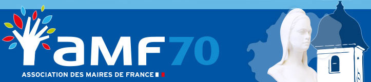 Association des maires de France 70